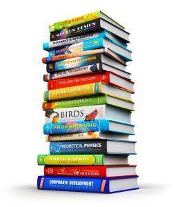 الكتب الانجليزية